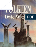 JRR Tolkien Wladca Pierscieni Dwie Wiee