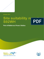 Site Suitability Report - S92WH (Part of Battersea Power Station)