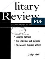 Military Review July 1966