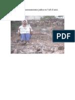 No a los asentamientos judíos en Vall d'uixó