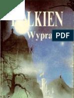 JRR Tolkien Wladca Pierscieni Wyprawa