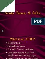 Acids, Bases, & Salts (1)