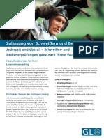 0D025 Zulassung Von Schweissern Und Bedienern 1006 Web
