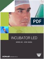 Incubator LED