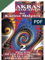 CHAKRAS Y PSICOACTIVOS II_Por Karina Malpica