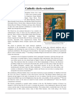 List of Roman Catholic Clericscientists
