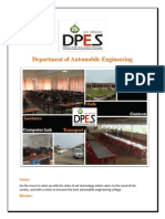 Best Automobile Engineering College in Pune - Dhole Patil College of Engineering