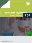 LED Light Incubator