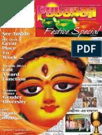 Employee Newsletter Cover