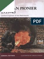 Osprey_Warrior-146_German Pionier 1939-1945 - Combat Engineer of the Wehrmacht