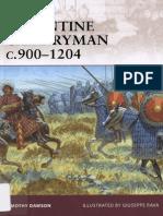 Osprey Warrior-139 Byzantine Cavalryman C.900-1204
