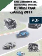 BMW Tools Catalog 2012