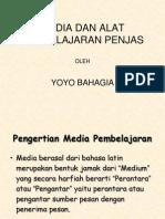 (Pp) Media Dan Alat Pembelajaran Penjas