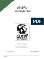 HAVPro Manual