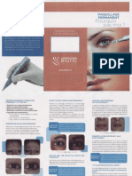 Brochure Maquillage Permanent