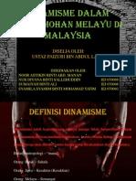 Dinamisme Dalam Perbomohan Melayu Di Malaysia