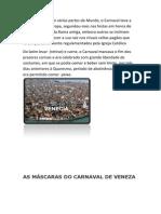 Carnaval de Veneza-hugo