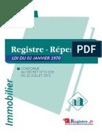 M027-registre répertoire EXTRAIT