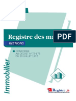 M029-Registre Des Mandats-gestions EXTRAIT
