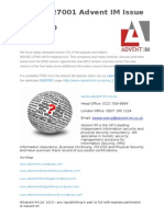ISO27001 Release of v3.0 Mapping Tool - FREE download available