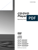 SONY DVP-NS355 (ENGLISH)