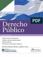 REVISTA DERECHO PUBLICO Año 2 Nº 4. INFOJUS
