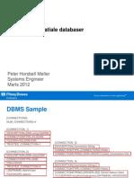 MapBasic Og Spatial Databases