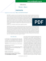 Huerta y Martin. 2011. Adicciones y Memoria