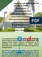 Presentation Del Proyecto de Reciclaje Version Actualizada
