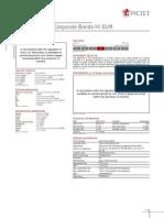 Pictet-Emerging Corporate Bonds-HI EUR_Factsheet (2013.08.31 en LU)