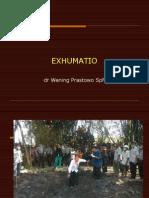 8 exhumatio