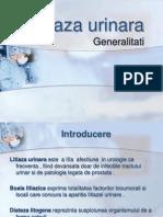 litiaza urinara - generalitati