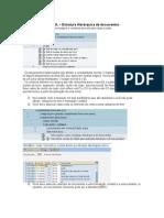 Hierarquia de Documentos