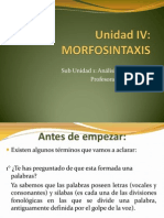 1. Morfologia
