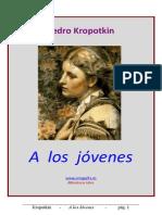 A los jóvenes-Pedro Kropotkin
