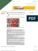 La Jornada Zacatecas - Edición del miercoles, 22 de julio de 2009