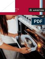 Ariston Cooking Range