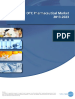 World OTC Pharmaceutical Market 2013-2023