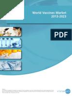 World Vaccines Makret 2013-2023