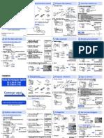 Fe-230 X-790 Fe-240 X-795 Quick Start Guide en Pt