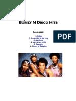 Boney M Disco Hits