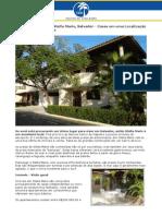 Imóveis à venda em Stella Maris, Salvador - Casas em uma Localização Urbana Perto da Praia