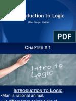 Logic_ Chapter #1 by Mian Waqas Haider