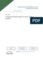 Algunas cuestiones fundamentales en torno al deber jurídico_Freddy Escobar Rozas