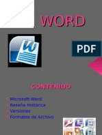 WORD Diapositivas