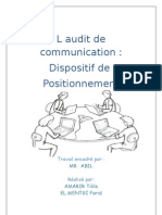 11- le dispositif de positionnement