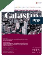 Catastro 1 Semestre 2009 n 4