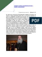 Sola Scriptura – O examinare ortodoxă a învăţăturii protestante