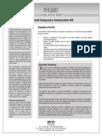PILDATLegislativeBrief11-TheDraftCompulsoryImmunizationBill