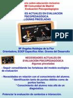 Evaluación Psicopedagógica y los ACNEEs - M. Angeles Noblejas.pdf
